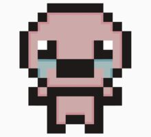 Isaac Pixelated  the Binding of isaac T-Shirt