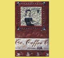 My Creations Artistic Sculpture  fact Main  Coffee 57  (c)(h) by Olao-Olavia / Okaio créations 2014 One Piece - Short Sleeve