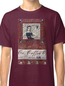My Creations Artistic Sculpture  fact Main  Coffee 57  (c)(h) by Olao-Olavia / Okaio créations 2014 Classic T-Shirt