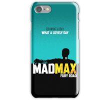 MADMAX: Fury Road iPhone Case/Skin