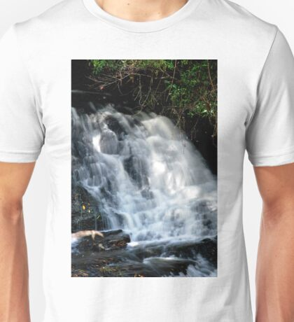 Falls at Springbrook in the Sunlight Unisex T-Shirt