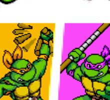 CHOOSE YOUR TURTLE Sticker