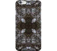 Trees in Botanical Gardens, Southport iPhone Case/Skin