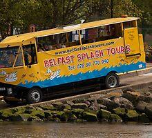 Belfast Splash tours by Jon Lees