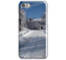 The Road Less Traveled    ^ iPhone Case/Skin