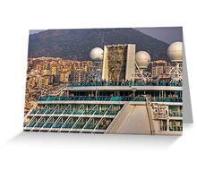 Cruise Climbers Greeting Card