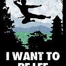 I want to be Lee. by J.C. Maziu