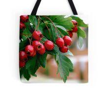 Rowan berry Tote Bag