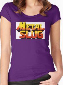 METAL SLUG Women's Fitted Scoop T-Shirt