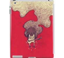 Rock and Roll Man iPad Case/Skin
