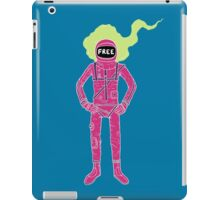 Fire Astronaut iPad Case/Skin