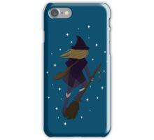 Nighttime Flight iPhone Case/Skin