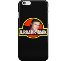 "Alan Partridge ""JURASSIC PARK"" iPhone Case/Skin"