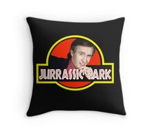 "Alan Partridge ""JURASSIC PARK"" Throw Pillow"