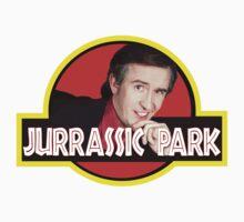 "Alan Partridge ""JURASSIC PARK"" T-Shirt"