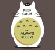 Keep Calm - Totoro Edition by OtakuD
