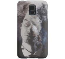 BBC Sherlock: Moriarty in smoke Samsung Galaxy Case/Skin