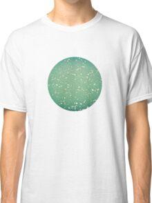 Green ocean blur Classic T-Shirt