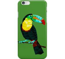 Terry The Toucan iPhone Case/Skin