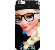 Punk Elsa  iPhone Case/Skin