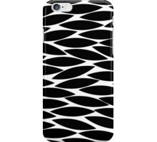 Abstract Leaf Design iPhone Case/Skin