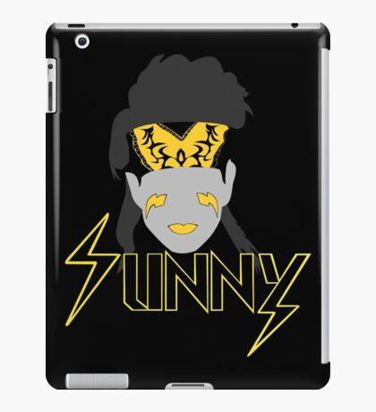 Dennis Sunny iPad Case/Skin