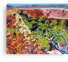 'The Grotto' Western Australia Canvas Print