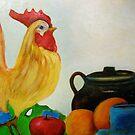 Kitchen by Marita McVeigh