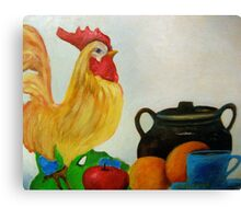 Kitchen Canvas Print