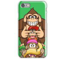 Sanzaru Kong iPhone Case/Skin