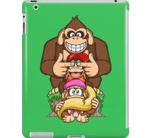 Sanzaru Kong iPad Case/Skin