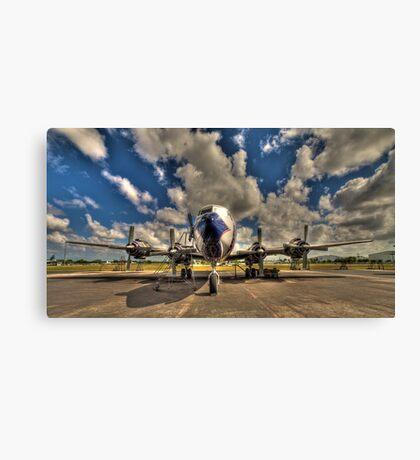 Blue Yonder Canvas Print