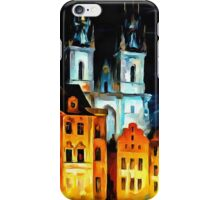 Blue Castle iPhone Case/Skin
