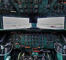 Engineer's View by njordphoto