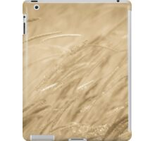 Long Grass Blowing in the Wind iPad Case/Skin