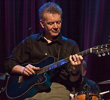 Smooth Jazz Guitarist Peter White by Barb White