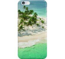 Dream beach water iPhone Case/Skin