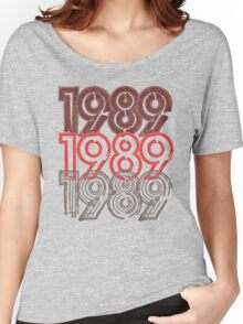 1989 Tour Women's Relaxed Fit T-Shirt