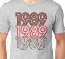 1989 Tour Unisex T-Shirt