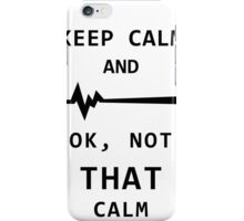 Funny Words iPhone Case/Skin