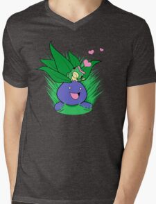 An Oddish Romance Mens V-Neck T-Shirt