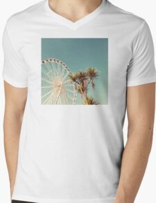 The Height of Summer Mens V-Neck T-Shirt