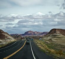 Traveling in Arizona by LudaNayvelt
