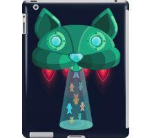 CatShip iPad Case/Skin