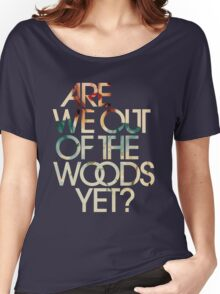 Are We Out Women's Relaxed Fit T-Shirt