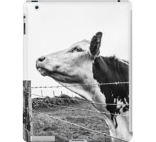Who are you looking at? iPad Case/Skin