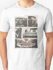NEW Men's Classic Camper Van T-shirt T-Shirt