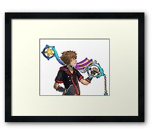 Star Seeker Framed Print