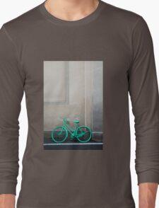 Green Cycle Long Sleeve T-Shirt