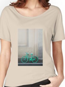 Green Cycle Women's Relaxed Fit T-Shirt